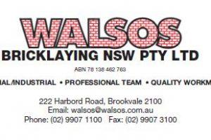 Walsos Logo