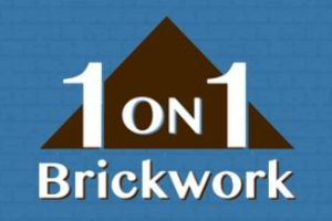 1on1 bricklaying