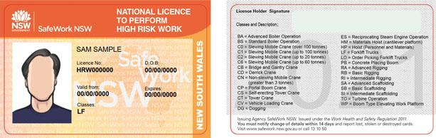 50462_SafeWork-NSW-HRW-Licence-Card_V5