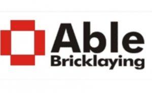 Able Bricklaying logo