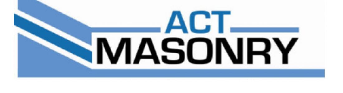 ACT Masonry Pty Ltd