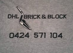 DHL Brick and Block
